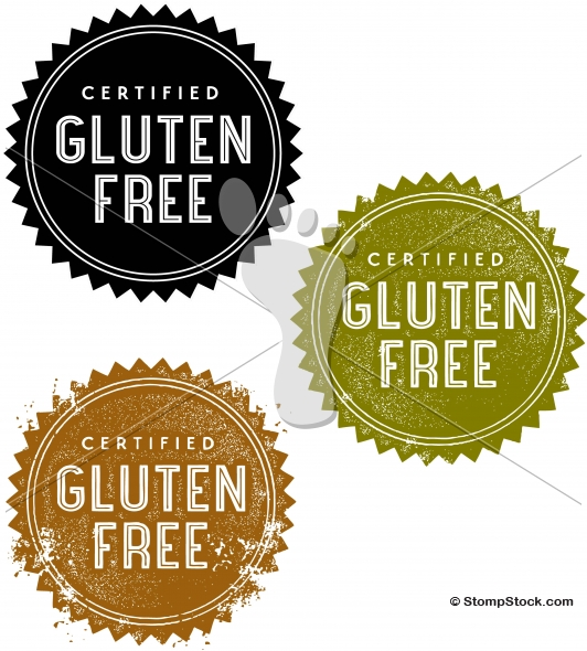 Certified Gluten Free Product – Vector Seal