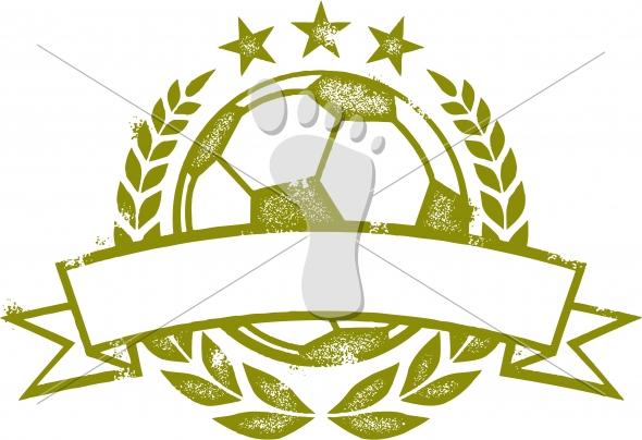 Soccer or Football Award Design