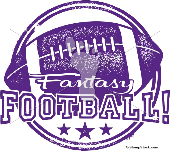Fantasy Football Stamp Design | StompStock - Royalty Free ...