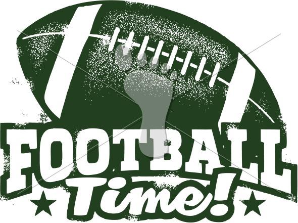 Football Time Sport Design