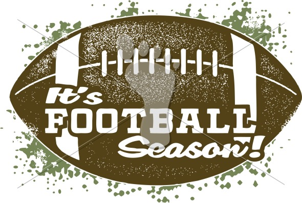 Football Season Clip Art