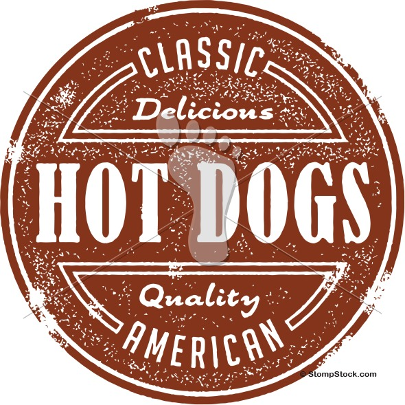 Classic American Hot Dogs