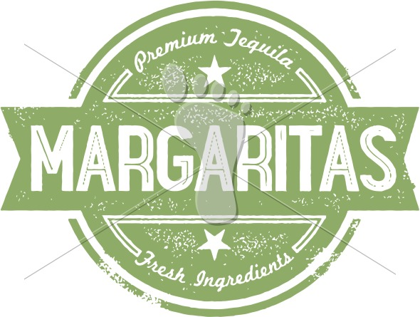 Premium Margarita Bar Graphic