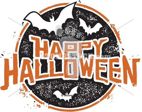 Happy Halloween Vector Design