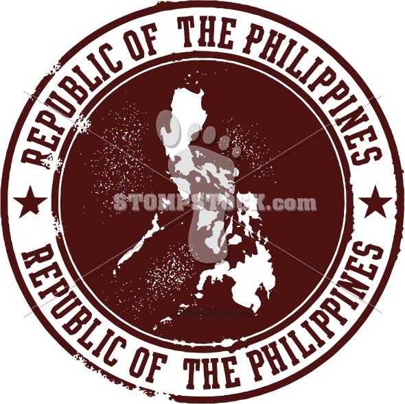 Republic of the Philippines Vector Clip Art
