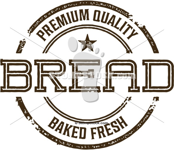 Vintage Fresh Baked Bread Sign