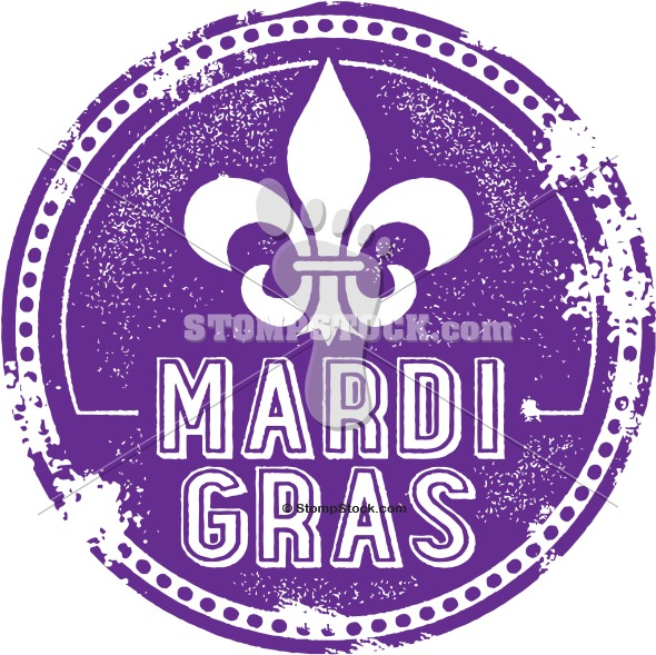 Mardi Gras Party Clipart