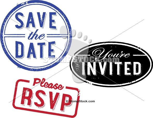 Vintage Invitation Designs
