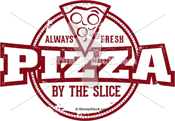 Pizza by the Slice