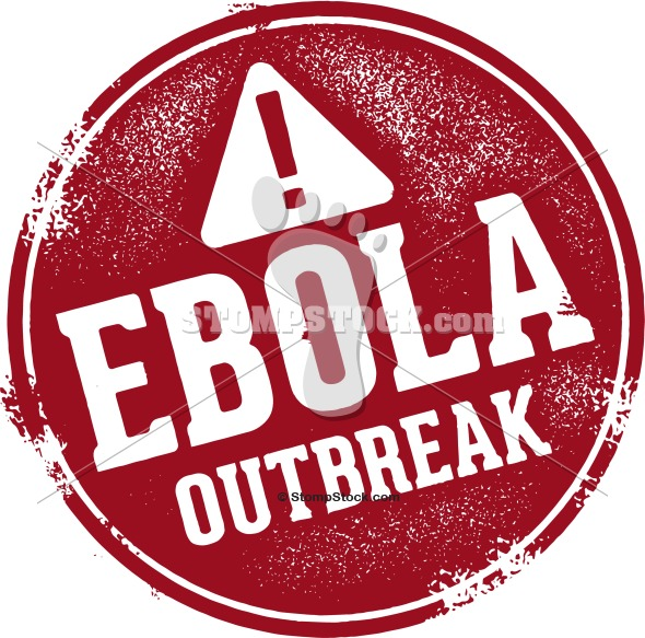 Ebola Outbreak News Graphic