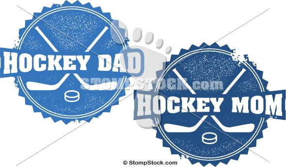 Hockey Mom & Hockey Dad