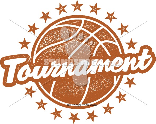 Basketball Tournament Clip Art