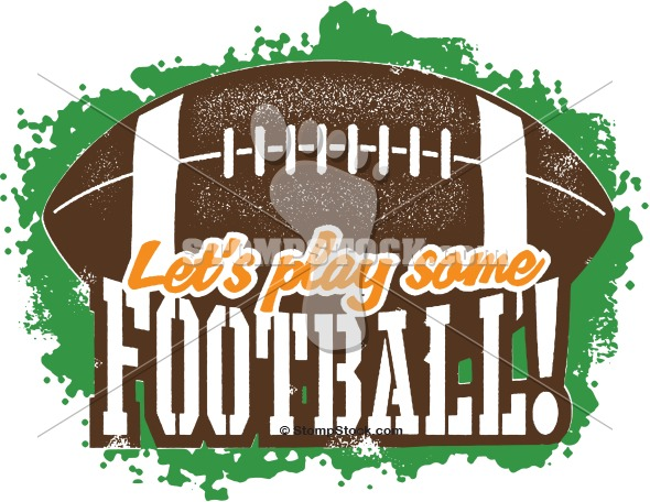 Football Season Clipart