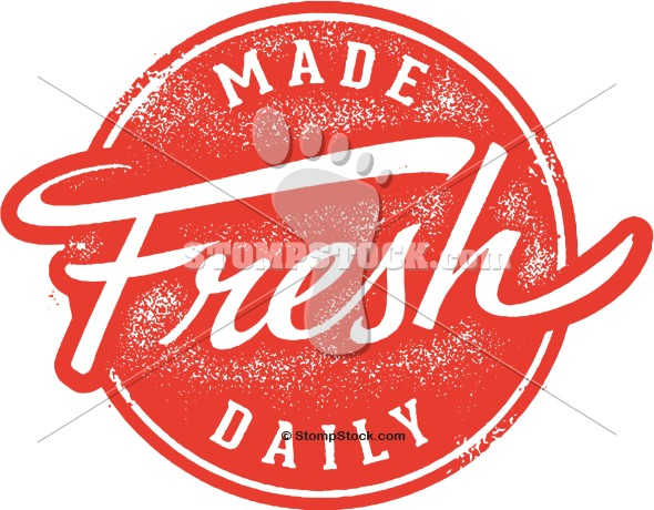 Made Fresh Daily