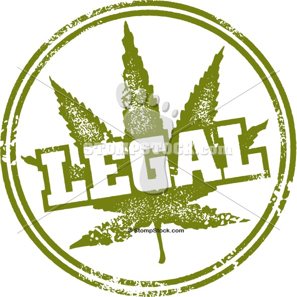 Legal Marijuana Clip Art