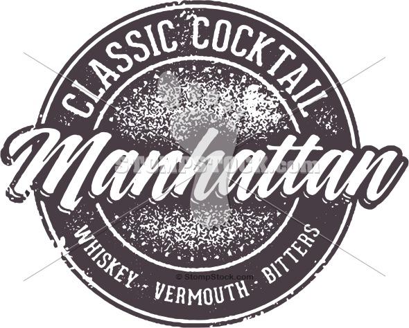 Manhattan Cocktail Classic Image