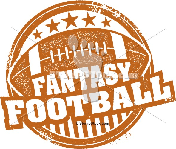 Fantasy Football Clip Art Stock