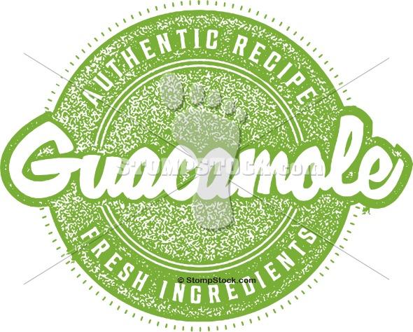 Guacamole Clip Art
