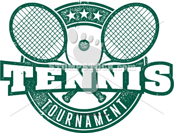 Tennis Tournament Clip Art