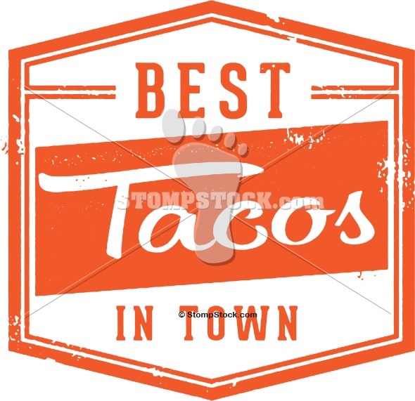 Vintage Clip Art – Best Tacos in Town