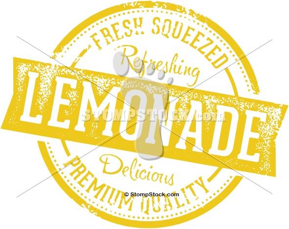 Vintage Lemonade Graphic