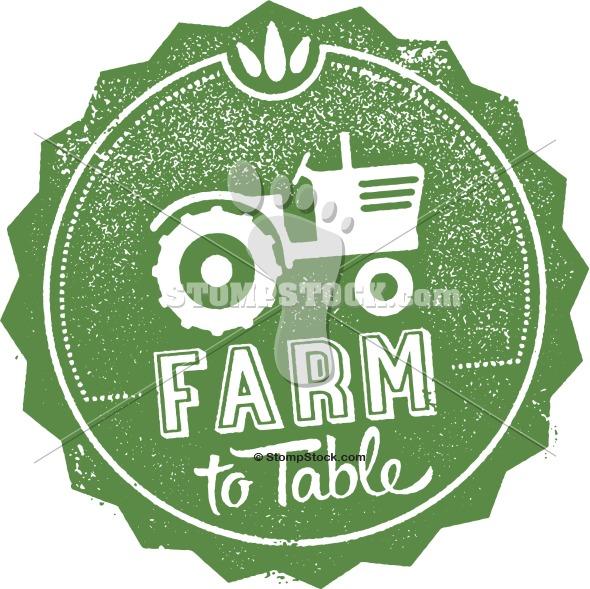 Farm to Table Restaurant Menu Design