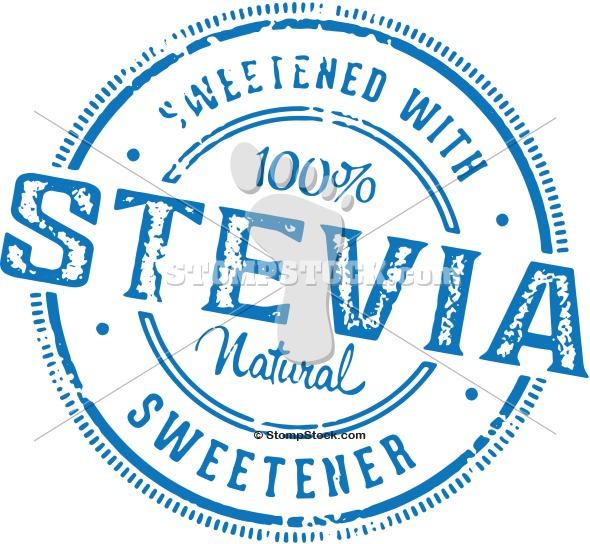 Stevia Sweetener Stamp