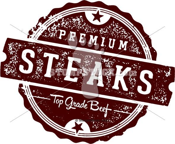 Premium Steak Clip Art