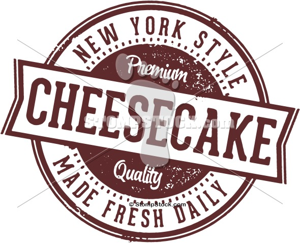 Vintage Cheesecake Bakery Sign