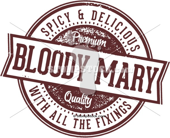 Bloody Mary Bar Graphic
