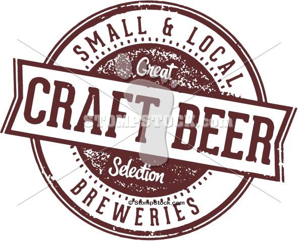 Craft Beer Clip Art