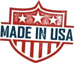 Vintage Vector USA Logo