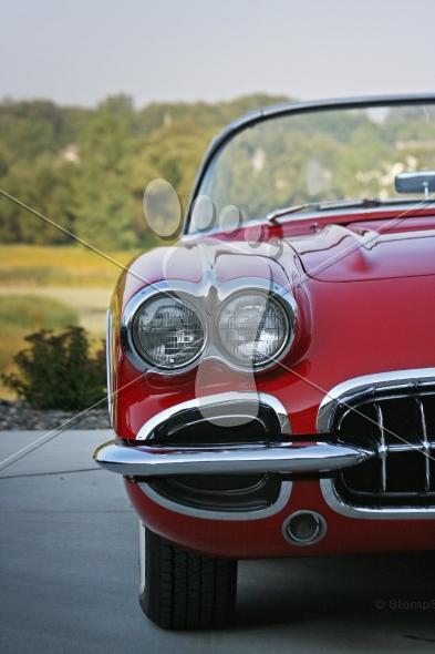 Vintage Corvette – Classic Car