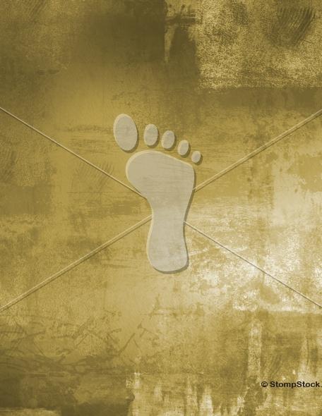 Grunge Gold Background Texture
