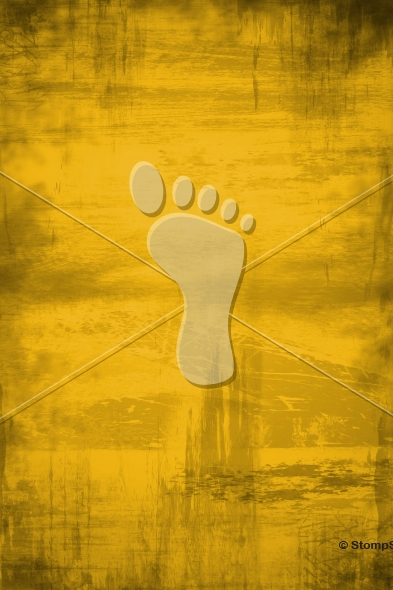 Grunge Gold Yellow Orange Background